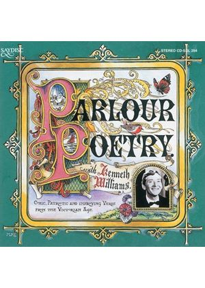 Various Artists - Parlour Poetry (Williams)