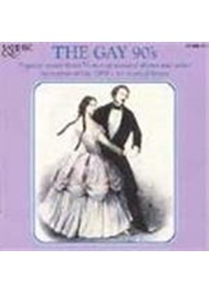 Various Artists - Gay 90's, The (Popular Music From Victorian Britain On Musical Boxes)