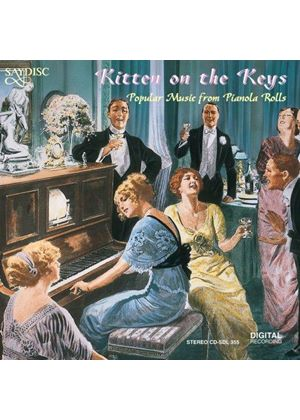 Various Artists - Kitten On The Keys (Pianorola Favourites)