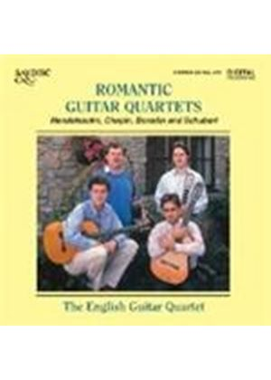 Various Artists - ROMANTIC GUITAR QUARTETS