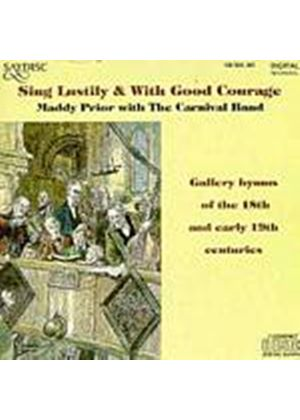 Maddy Prior - Sing Lustily With Good Courage (Music CD)