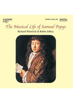 (The) Musical Life of Samuel Pepys