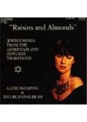 Lucie Skeaping And The Burning Bush - Raisins And Almonds