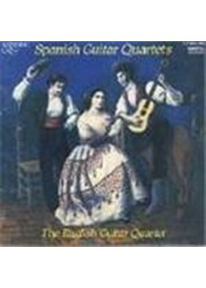 Spanish Guitar Quartets