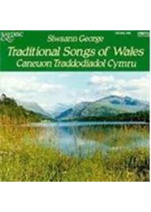 Various Artists - TRADITIONAL SONGS OF WALES