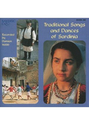 Various Artists - TRADITIONAL SONGS & DANCES OF SARDI
