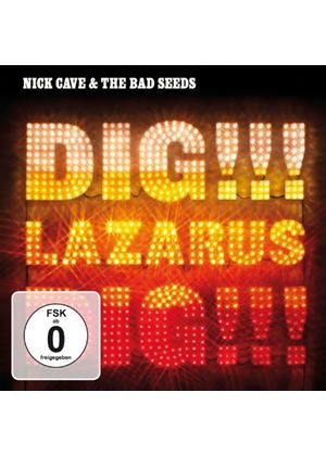 Nick Cave & The Bad Seeds - Dig, Lazarus, Dig!!! (Music CD)