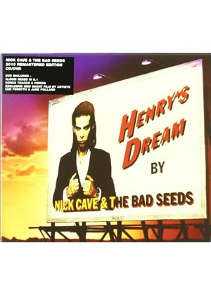 Nick Cave & The Bad Seeds - Henry's Dream (Remastered/+DVD)