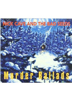 Nick Cave & The Bad Seeds - Murder Ballads (+DVD)