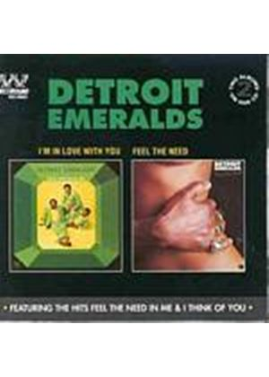 Detroit Emeralds - Im In Love With You (Music CD)