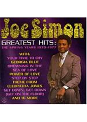 Simon Simon - Greatest Hits (Music CD)