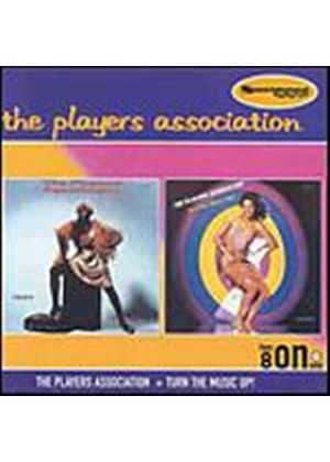 Players Association - Turn The Music Up (Music CD)