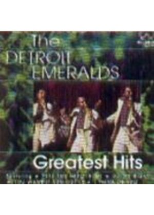 Detroit Emeralds - Greatest Hits (Music CD)