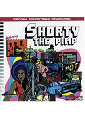 Original Soundtrack - Shorty The Pimp (Music CD)