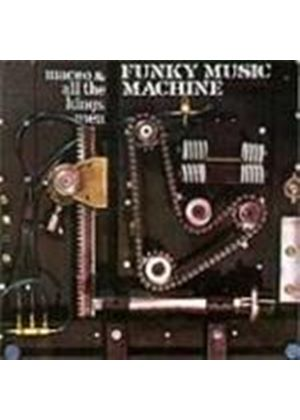 Maceo And All The Kings Men - Funky Music Machine (Music CD)