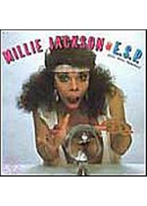 Millie Jackson - E.S.P.(Extra Sexual Perception) (Music CD)