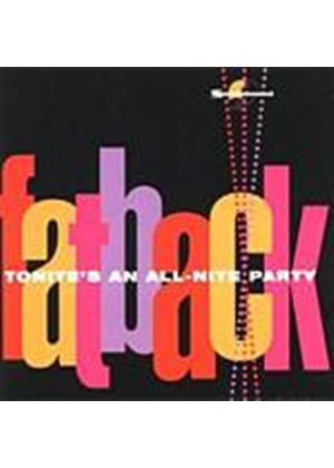 Fatback - Tonites An All-Nite Party (Music CD)