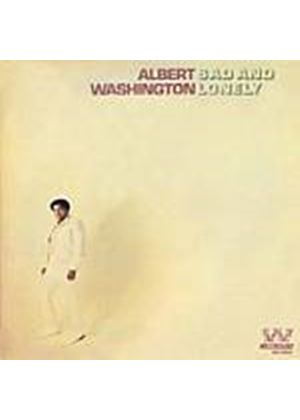 Albert Washington - Sad And Lonely (Music CD)