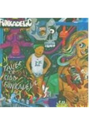 Funkadelic - Tales Of Kidd Funkadelic [Remastered]