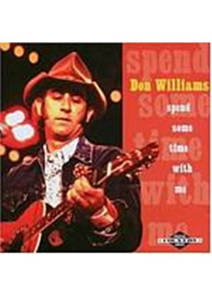 Don Williams - Spend Some Time With Me (Music CD)