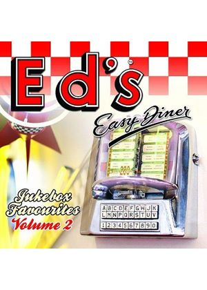 Various Artists - Ed's Easy Diner (Jukebox Favourites, Vol. 2 ) (Music CD)