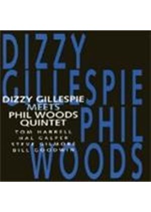 Dizzy Gillespie - Dizzy Gillespie Meets Phil Woods Quartet (Music CD)