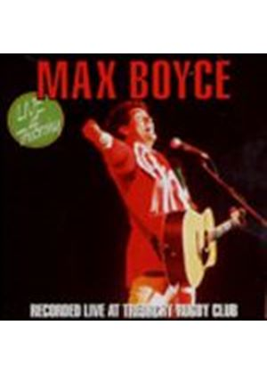 Max Boyce - Live At Treorchy (Music CD)