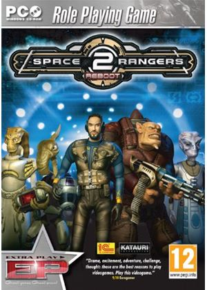 Space Rangers Reboot - Extra Play (DVD-ROM) (PC)