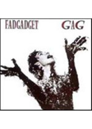 Fad Gadget - Gag (Music CD)