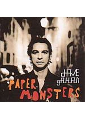 Dave Gahan - Paper Monsters (Music CD)
