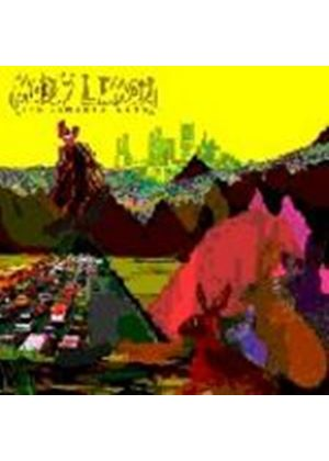 Modey Lemon - The Curious City (Music CD)