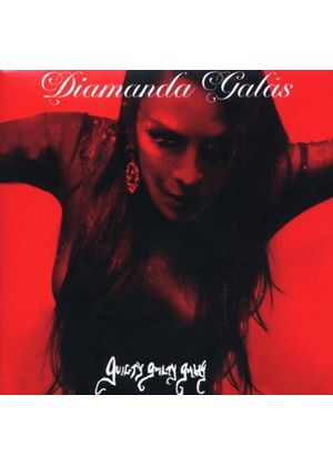 Diamanda Galas - Guilty Guilty Guilty (Music CD)