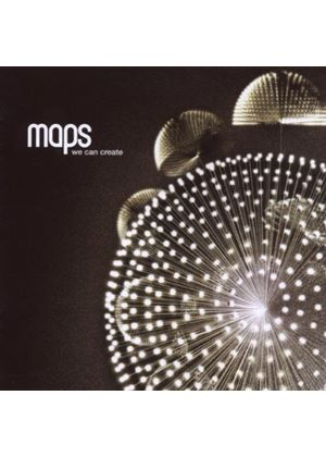 Maps - We Can Create (Music CD)