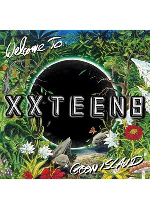 XX Teens - Welcome to Goon Island (Music CD)
