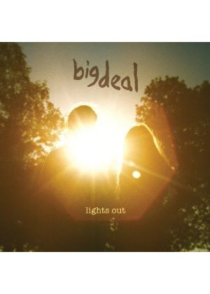 Big Deal - Lights Out (Music CD)