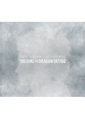 Trent Reznor and Atticus Ross - The Girl With The Dragon Tattoo (Music CD)