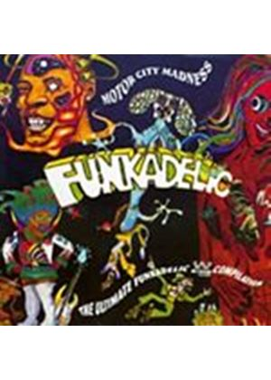 Funkadelic - Motor City Madness (Music CD)