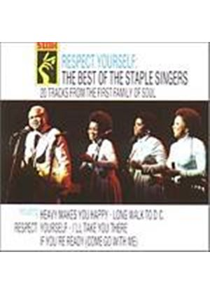 Staple Swingers - Respect Yourself (Music CD)