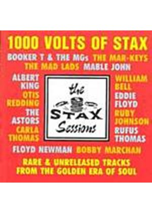 Various Artists - 1000 Volts Of Stax (Music CD)