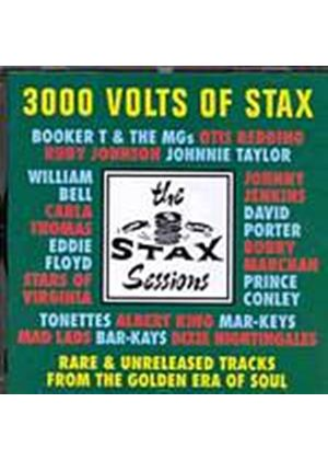 Various Artists - 3000 Volts Of Stax (Music CD)