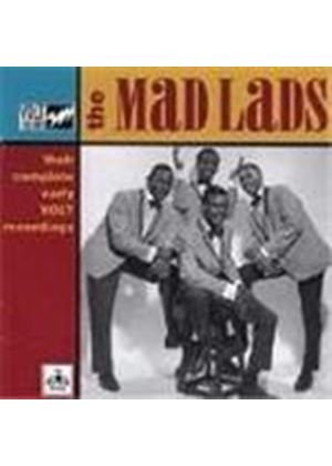 Mad Lads - Their Cpt Early Volt (Music CD)