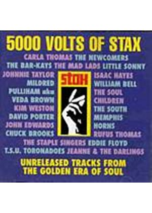 Various Artists - 5000 Volts Of Stax (Music CD)