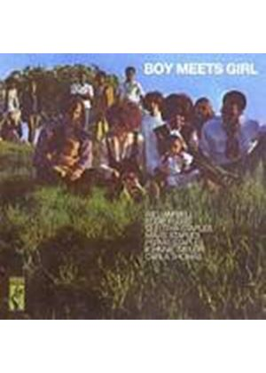 Various Artists - Boy Meets Girl (Music CD)