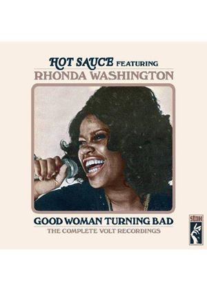 Hot Sauce - Good Woman Turning Bad (Music CD)