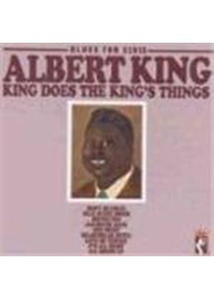 Albert King - King Does The King's Things (Blues For Elvis)