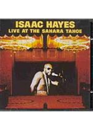 Isaac Hayes - Live At The Sahara Tahoe (Music CD)