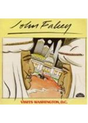 John Fahey - Visits Washington D.C.