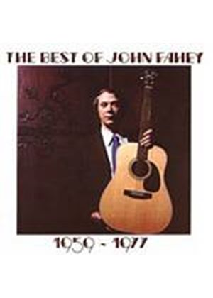 John Fahey - The Best Of John Fahey 1957 - 1977 (Music CD)