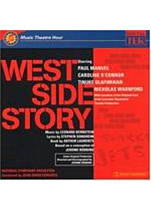 Cast Recording - West Side Story (Music CD)
