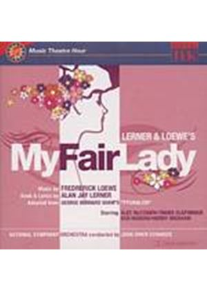 Cast Recording - My Fair Lady [Highlights] (McCowen, Hoskins) (Music CD)